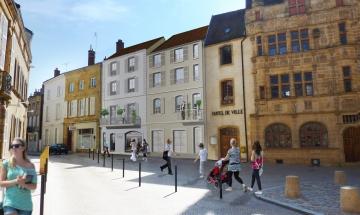 Paray-le-Monial Coeur de Ville